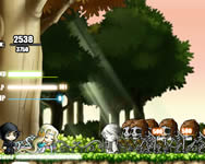 Maplestory knights of cygnus j�t�k