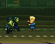 Zompocalypse zombis játékok